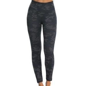 Spanx seamless camo leggings